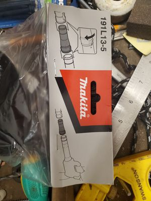 Makita Blower Extention for Sale in Milton, WA
