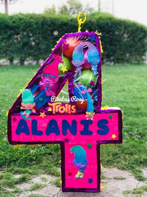 Trolls # Piñata for Sale in Fort Worth, TX