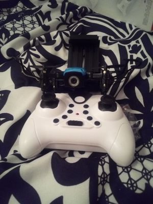 WORKING Bluetooth mini drone with front camera includes batteries n charger for Sale in Lakeland, FL
