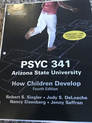 How Children Develop for Sale in Tempe, AZ