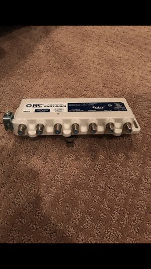 Multiple 5-way Coaxial Splitters Available for Sale in Ashburn, VA