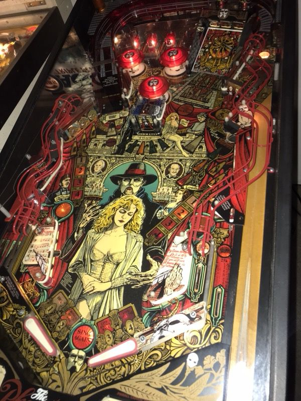 Phantom of the Opera pinball machine for Sale in Maricopa, AZ - OfferUp
