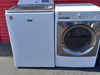 Washer Mytag And Gas Dryer Kenmore The Washer Is Brand New. Never Used for Sale in Los Angeles,  CA