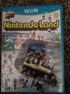 NINTENDOLAND (Nintendo Wii U) for Sale in Lewisville, TX