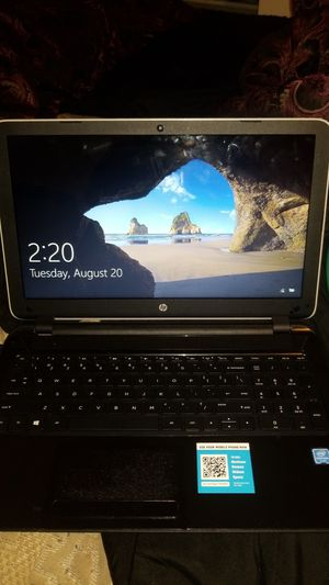 Hp laptop for Sale in Cary, NC