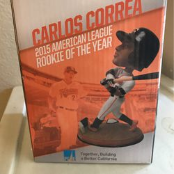Carlos Correa Bobble head for Sale in Fresno,  CA