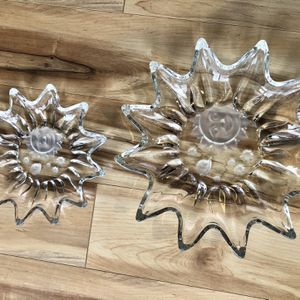 Celestial Sun Platter / Plate Set for Sale in Everett, WA