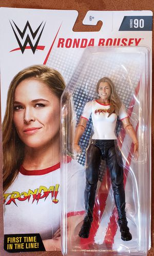 New WWE Ronda Rousey Action Figure. for Sale in Longwood, FL