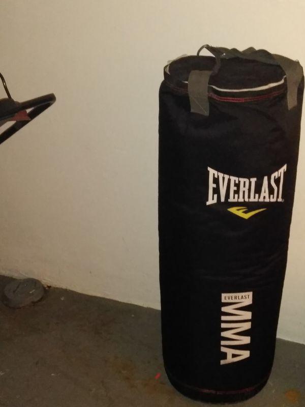 Everlast MMA punching bag