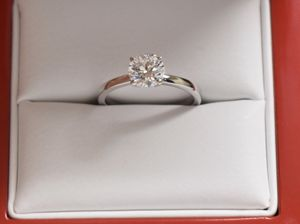 Engagement diamond ring for Sale in Westminster, CO