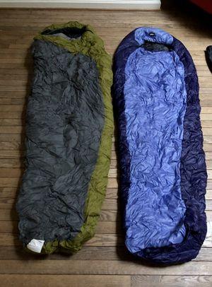 REI Sleeping bags x2 for Sale in Alexandria, VA