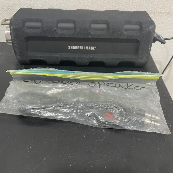 Sharper Image Bluetooth Speaker Portable Indoor Outdoor