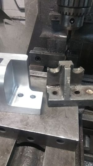 Custom Bracket boat /Serpentine Pulley Machining Service for Sale in Whittier, CA