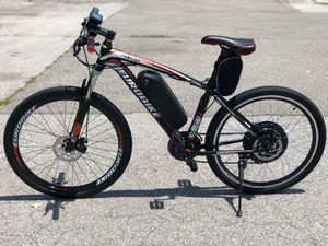 Fast Ebike mountain bike . 24mph top speed for Sale in Hilliard, OH