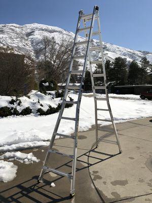 Gorilla Ladder 375 lbs for Sale in Salt Lake City, UT