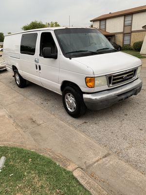 2006 ford cargo van E350 for Sale in Arlington, TX