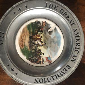 American Revolution Plates for Sale in Marlboro Township, NJ