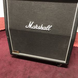 Marshall 1960 lead 412 cabinet for Sale in Jamul, CA