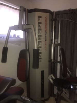 Weider Club 4870 Home Gym for Sale in Chantilly, VA