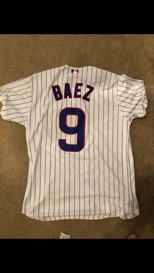 Javier Baez Cubs Jersey Large for Sale in Saint Petersburg, FL