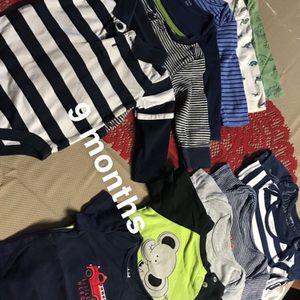 Baby Boy Clothes 9-12m for Sale in Phoenix, AZ