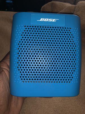 Bose soundlink speaker for Sale in Rockville, MD