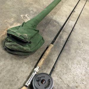 Fenwick Streamer 9- With Reel for Sale in Seattle, WA