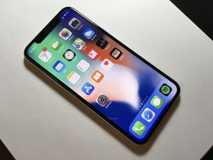 Apple iPhone X Silver *BRAND NEW* with AppleCare+ for Sale in Portland, OR
