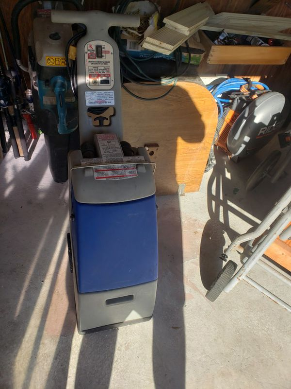 Carpet Extractor Heavy Duty For Sale In Tampa Fl Offerup