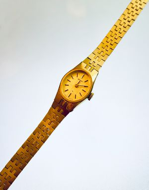 Ladies Vintage 1968 SEIKO Mechanical Wristwatch V.G. Cond. - RUNNING GREAT! for Sale in Lynnfield, MA