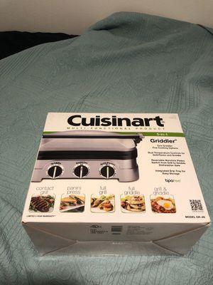 Cuisinart Griddler 5-in-1 for Sale in Kirkland, WA
