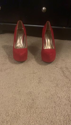 Red Heels-Size 7 for Sale in Seat Pleasant, MD