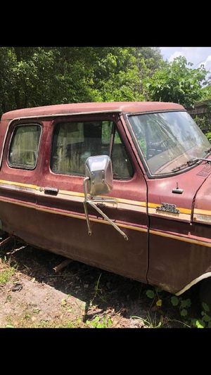 79 Ford flat bed for Sale in Plant City, FL