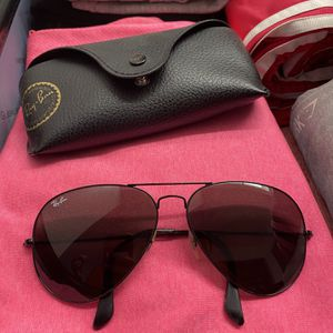 RayBan Big Size Black Aviator for Sale in Los Angeles, CA
