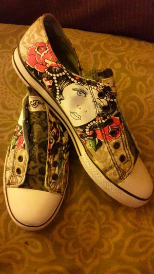 **ED HARDY **MEN'S ATHLETIC SHOE'S **Sz 12** for Sale in Charlotte, NC