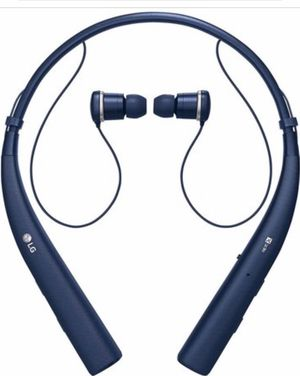 LG TONE PRO In-Ear Earbuds Headphones Bluetooth Wireless Neckband Headset w/ Mic for Sale in Lawrenceville, GA