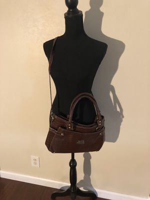 Coach Brown Snake Skin Design for Sale in Concord, CA