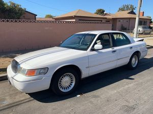 2000 Grand Marquis LS for Sale in Gardena, CA