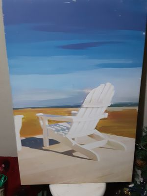 23x23 Sitting by the beach $15.00 cash only (serious buyers) for Sale in Dallas, TX