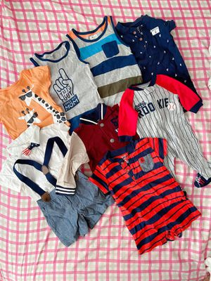 kids clothes 6-24 month for Sale in Jersey City, NJ