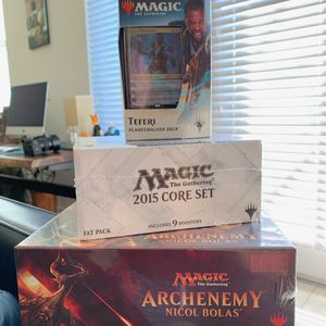 Magic The Gathering Set for Sale in Burbank, CA