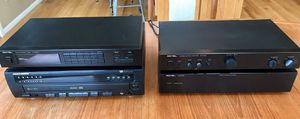 Old, top of the line stereo (Rotel and Marantz) for Sale in Portland, OR