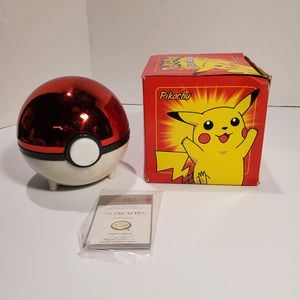 Pokemon Ball Limited Edition 23k Gold Plated Card for Sale in Lodi, CA