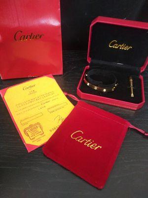 Cartier bracelet for Sale in Anaheim, CA