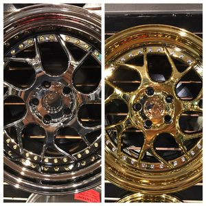 """Aodhan DS01 Wheels 18"""" in stock available for Sale in Millstone, NJ"""
