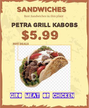 Gyros for Sale in Woodbridge, VA