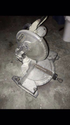 """10"""" ridged saw for Sale in Peabody, MA"""