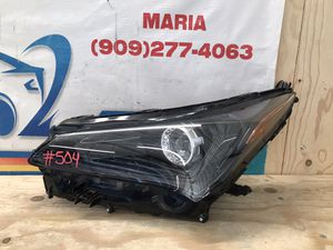2018-2020 Lexus NX300 Headlight LH for Sale in Jurupa Valley, CA