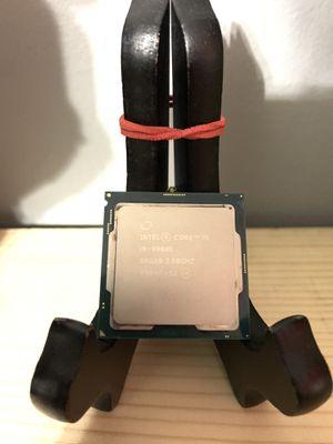 Intel I9-9900k cpu for Sale in Whittier, CA