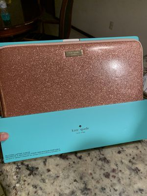 Kate spade laptop sleeve for Sale in Alamo, TX